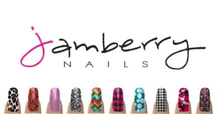 Product Review] Jamberry Nails - Crushed Cheerios